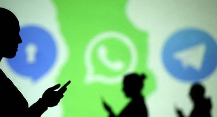 Nota Whatsapp a Telegram