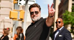 Nota Russell Crowe Thor